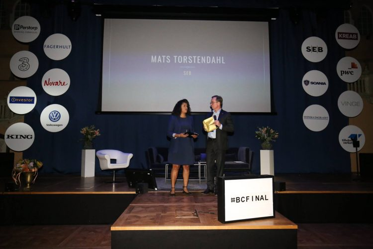 Finalist i Business Challenge 2017